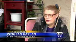 Woman of Overdose Victim Shares Updates on Son's Condition [Video]