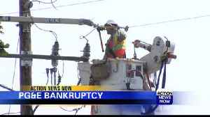 Current and Retired Employees Affected by PG&E Bankruptcy [Video]