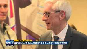 Republicans call Medicaid expansion 'nonstarter' in rare meeting with Evers [Video]