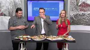 Taste of Greece with Athenian Grill [Video]