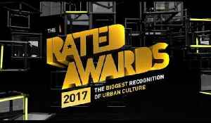 Charlie Sloth wins Rated Awards 2017  - BEST DJ [Video]
