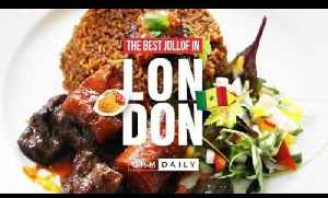 The Best Jollof In London [Wollof Edition] | GRM Daily [Video]