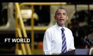 Obama and Romney Fight in Ohio Over Jobs [Video]