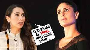 Karisma Kapoor Gets TROLLED Because Of Sister Kareena Kapoor | Shocking CONFESSION [Video]
