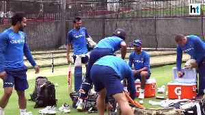 India train and look ahead to final ODI against Australia [Video]