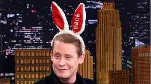 Trending: Macaulay Culkin defends 'normal friendship' with Michael Jackson, Kim Kardashian and daughter Chicago have matching ca [Video]