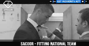 Sacoor Brothers Presents Fitting National Portuguese Team | FashionTV | FTV [Video]