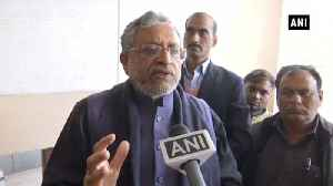 EWS quota bill: RJD sees upper cast people with hatred, says Sushil Modi [Video]