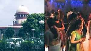 Supreme Court allows dance bars to re-open in Mumbai [Video]
