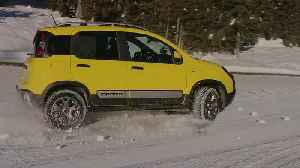 New Fiat Panda Cross [Video]