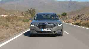 The new BMW 7 Series Driving Video [Video]