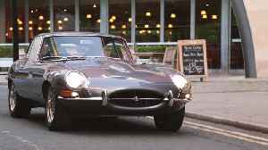 Evolution Jaguar E-Type Uryk Interview [Video]