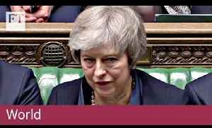 Brexit: parliament rejects Theresa May's deal [Video]
