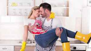 The Secret To A Happy Relationship Could Be A Tidy House [Video]