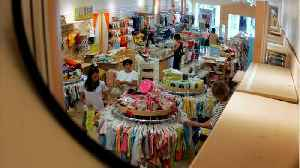 Gymboree To Close 800 Stores [Video]