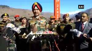2018 was great year for security forces: Lt General Ranbir Singh [Video]