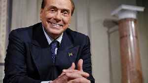 Berlusconi announces candidacy for European elections due to