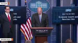 'Completely Wrong': Trump's Former Economic Adviser Gary Cohn Questions White House Strategy Amid Shutdown [Video]