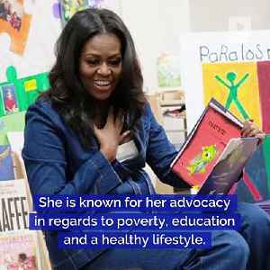 Happy Birthday, Michelle Obama! [Video]