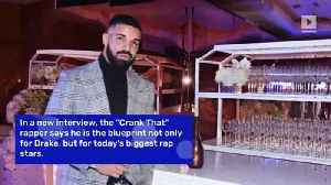 Soulja Boy Says He Is Responsible for Drake's Success [Video]