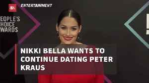 Nikki Bella Wants To Go Out Again With Former Bachelorette Contestant [Video]