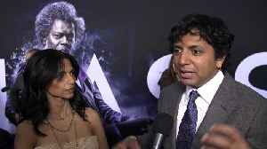 M. Night Shyamalan Can't Wait To Hear What People Have To Say About 'Glass' [Video]