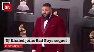 DJ Khaled Will Be In The New Bad Boys Movie With Will Smith And Martin Lawrence [Video]