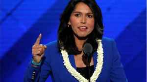 Rep. Gabbard Apologizes For Anti-LGBTQ Comments [Video]