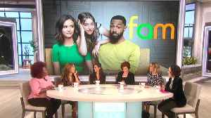 The Talk - Nina Dobrev on 'FAM'; Talks Wedding Gown Shopping & On-Screen Marriage [Video]