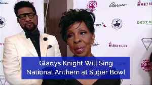 Gladys Knight Will Sing National Anthem at Super Bowl [Video]