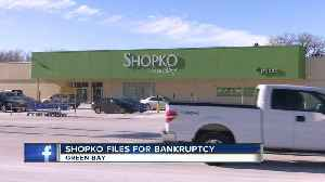 Shopko files for bankruptcy [Video]