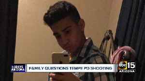 Family weighs in after 14-year-old shot and killed by Tempe police [Video]