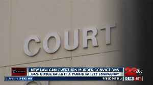 New law gives convicted murderers chance to file appeal [Video]