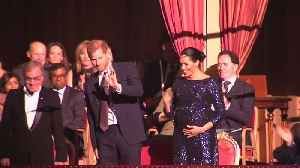Duke and Duchess of Sussex attend Cirque du Soleil's 'Totem' premiere [Video]