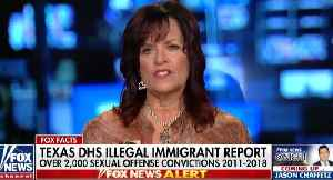 Angel mom slams Democrats for not supporting border wall [Video]