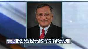Michigan State University board of trustees expected to appoint new interim president [Video]