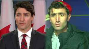 Trudeau's Afghan doppelganger propels to stardom [Video]