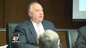 Michigan State to hire interim leader after Engler resigns [Video]