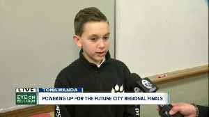 Middle schoolers finding ways to power cities [Video]