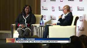 Multicultural Media Luncheon celebrates diversity and excellence in the auto industry. [Video]