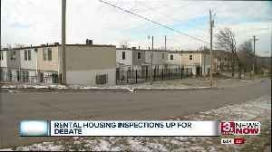 Rental housing inspections up for debate [Video]