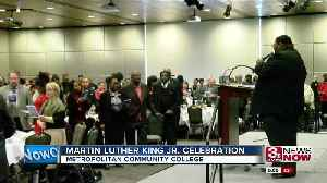 MTRO coMMUNITY cOLLEGE CELEBRATES mARTIN lUTHER kING jR. [Video]