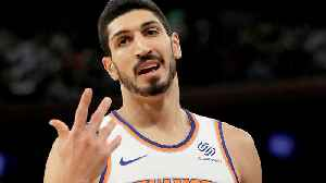Turkey Puts Out ARREST WARRANT For Knicks Enes Kanter! [Video]