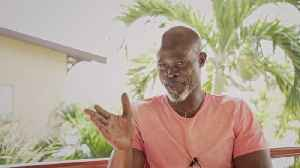 Djimon Hounsou Talks About Being One With The Ocean [Video]