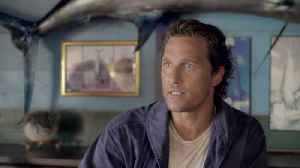 Matthew McConaughey Talks About Working With An