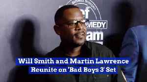 Bad Boys 3 Is A Great Reunion For Will Smith And Martin Lawrence [Video]