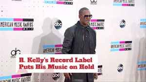 RCA/Sony Has Announced It Will Put All R Kelly New Music On Hold [Video]