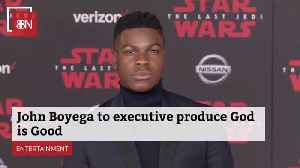 John Boyega Is Executive Producer For 'God Is Good' [Video]