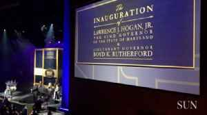 Inaugural gala for Governor Hogan & Lt. Gov. Rutherford [Video]