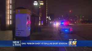Argument Leads To Shootiing At Cityplace/Uptown DART Station [Video]